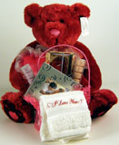 Beary Much mini-spa Gift Baskets