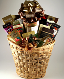 Deck The Halls Gift Basket