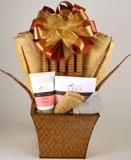 Foot Fix Spa Gift Basket