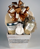 Heavenly Retreat Spa Gift Basket