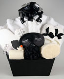 Just Relax Spa Gift Basket