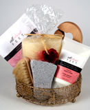 Mini Pedi Spa Gift Basket