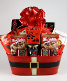 Old Saint Nick Gift Basket