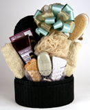 Spa Perfection Gift Basket