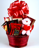 Sweet Valentine Gift Baskets