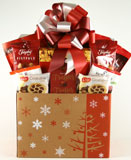 Winter Tidings Gift Basket