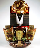 Winter Wishes Gift Basket
